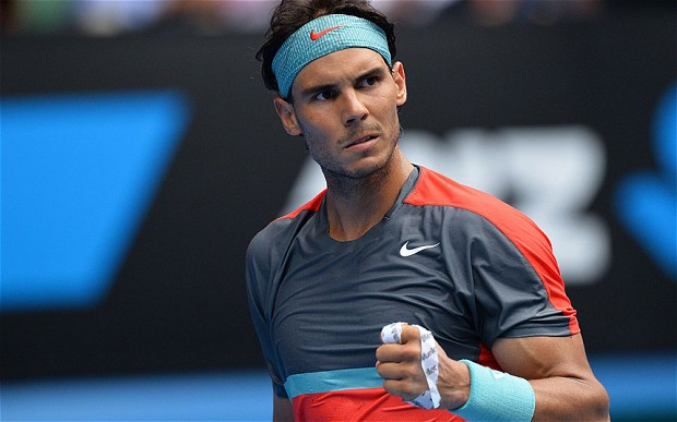 Rafael Nadal Twitter: Rafael Nadal Swaps Watch For Splint