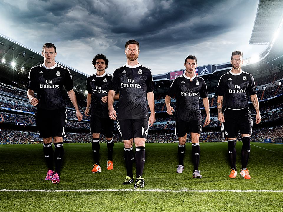 brand new 37bdb 4416e What is the secret behind the dragons in Real Madrid's third ...