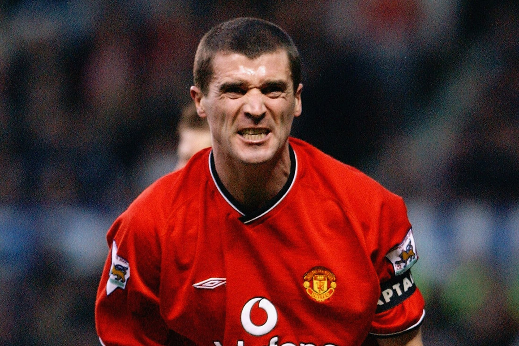 Legends of Club Football Roy Keane
