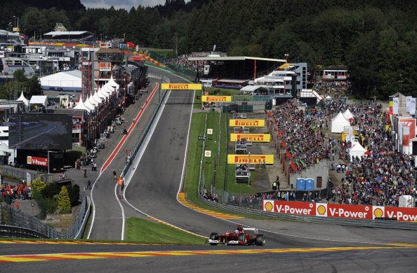 belgium grand prix analysis of circuit de spa francorchamps. Black Bedroom Furniture Sets. Home Design Ideas