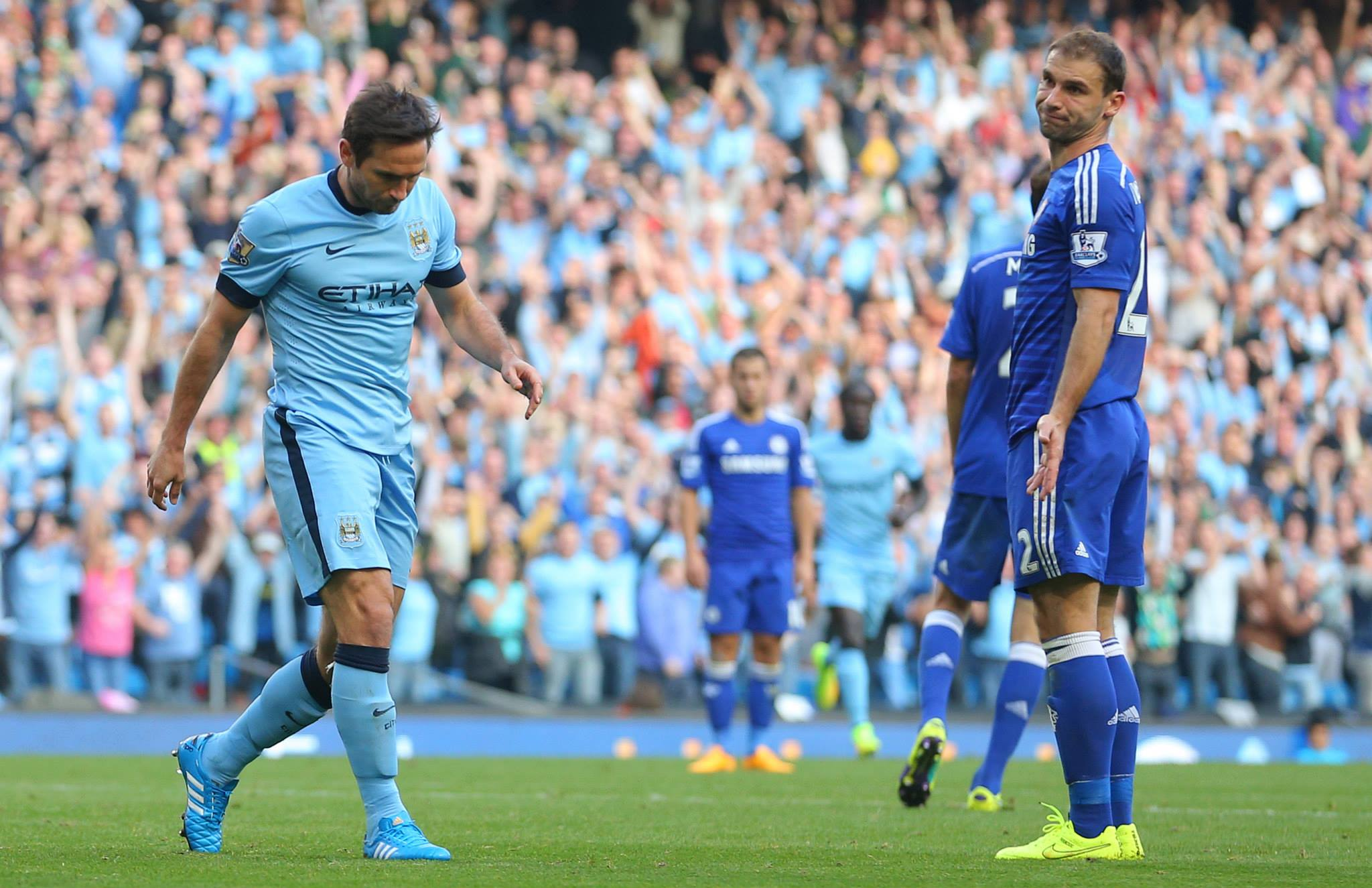 Frank Lampard s goal against Chelsea creates new record