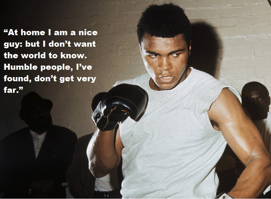 10 best quotes by Muhammad Ali