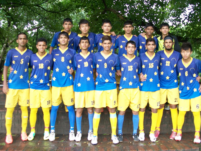 Subroto Cup Chandigarh School Enter Final
