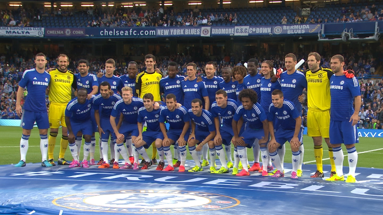 Chelsea Have Declared Their Squad For The 2014 15 Champions League