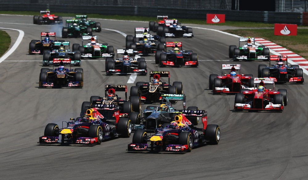 Formule 1 Germany
