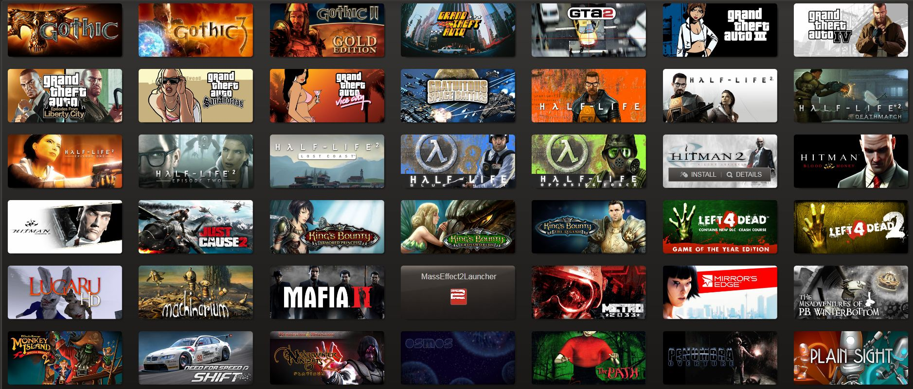 Steam Games For Ps4 : Steam boasts million plus users and games