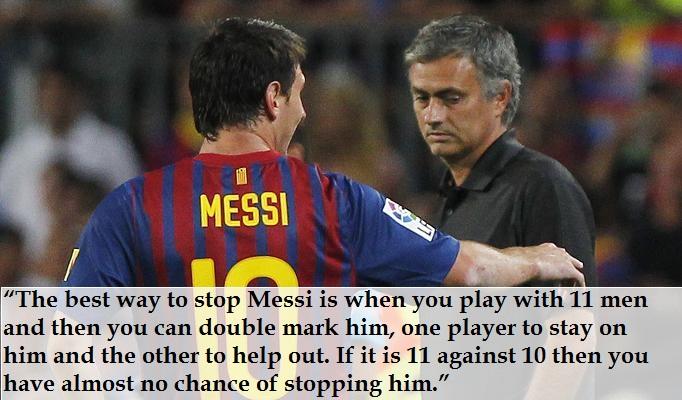 #2 Jose Mourinho