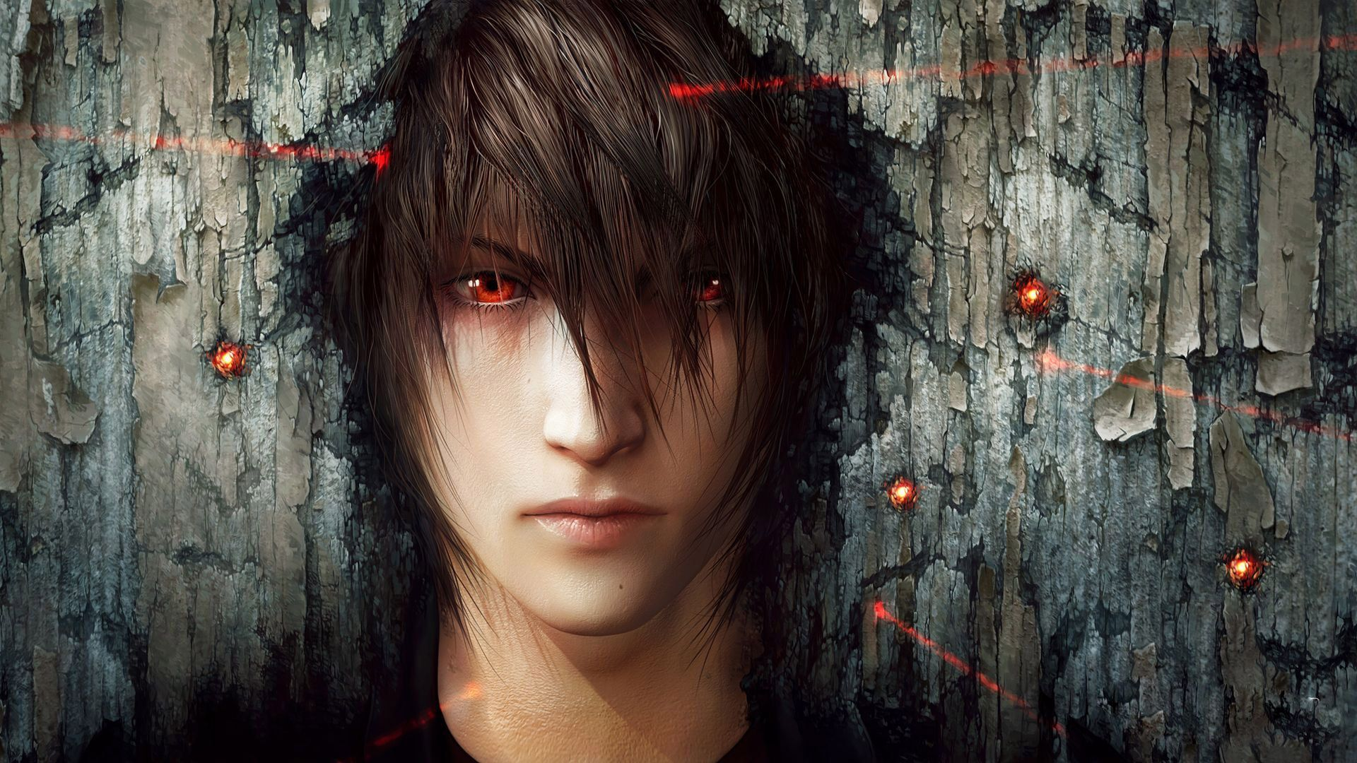 Final Fantasy Xv Wallpapers The Best 79 Images In 2018: Final Fantasy XV's Only Playable Character Is Noctis