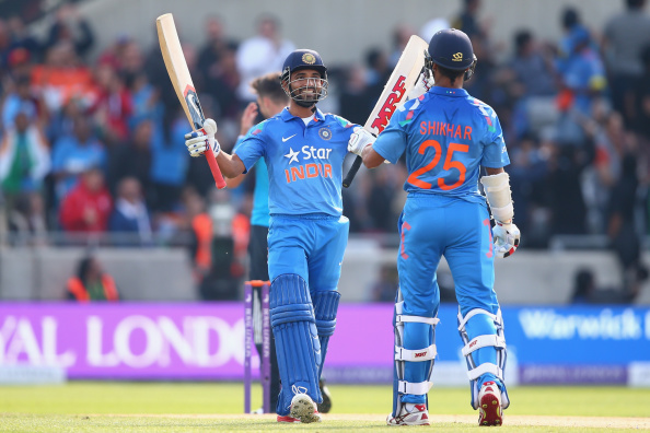 Stats: India's 10 best opening partnerships in ODIs outside Asia