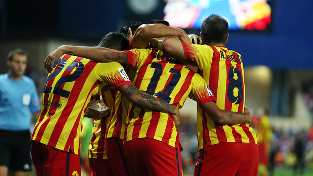 782fd2ca9b2 Barcelona will wear the Catalan colours at home for the first time in their  115-year history