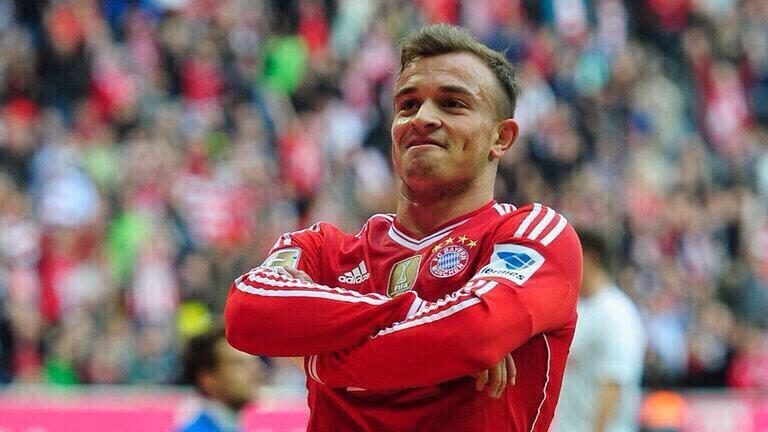 Shaqiri Bayern
