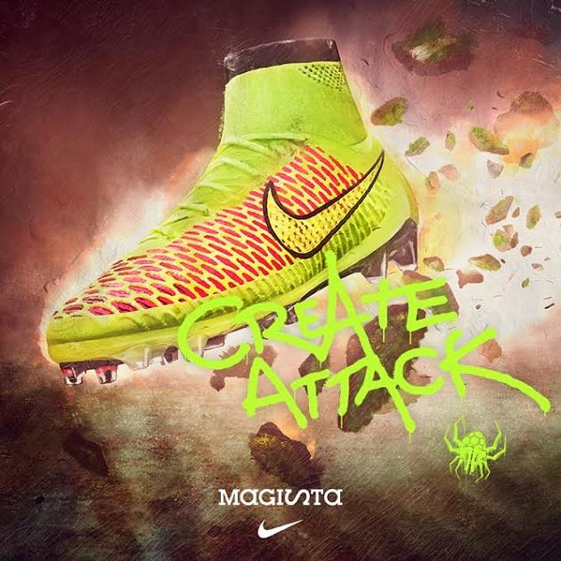 Nike Magista Obra BHM FG Football Boots Football boots