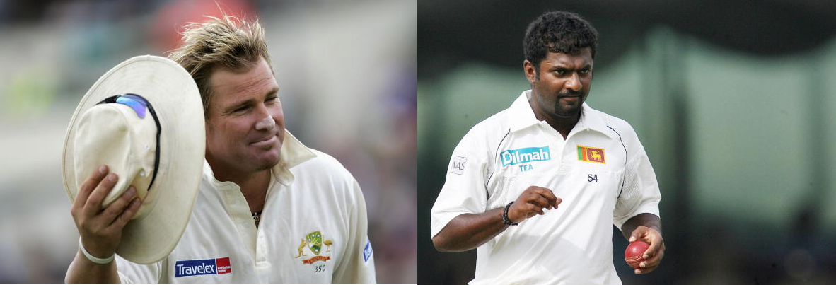 Spin Wizards - Warne and Muralitharan