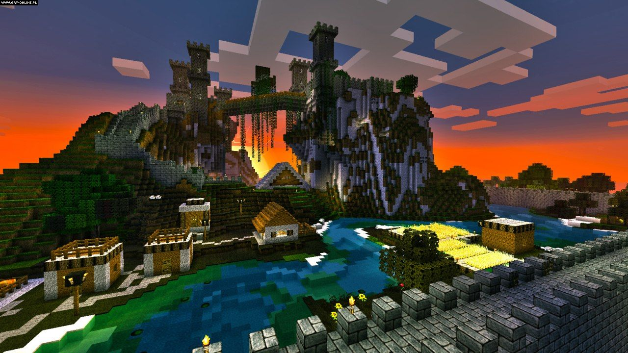 Minecraft updates will soon be available for PS4 and Xbox One