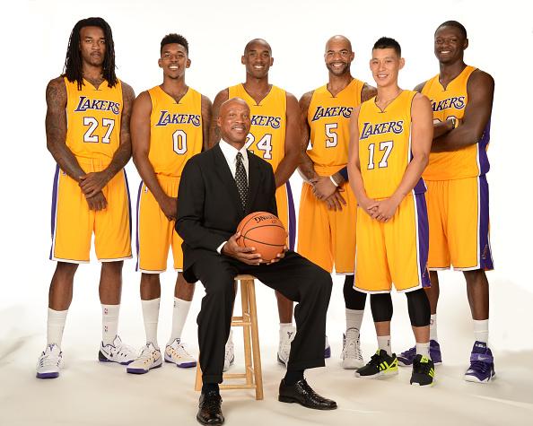 Nba Basketball Los Angeles Lakers: 2014 NBA Season Preview: Los Angeles Lakers