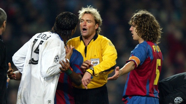 Frisk managing Chelsea vs Barcelona
