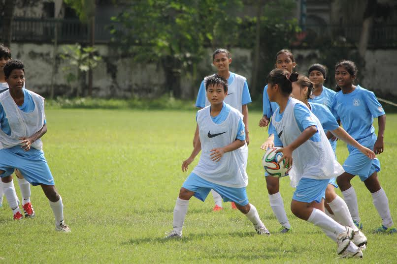 Image result for girls football india