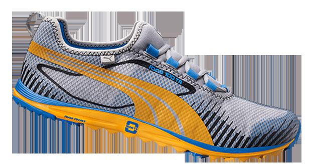 Charming Men Puma Faas 500 TR Trail Running Shoes Purple - H3D1411877