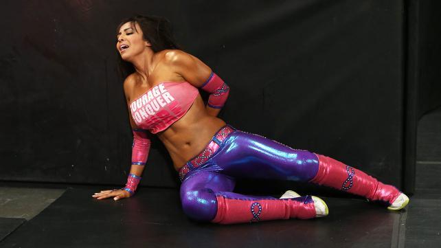 Wwe Layla 2014
