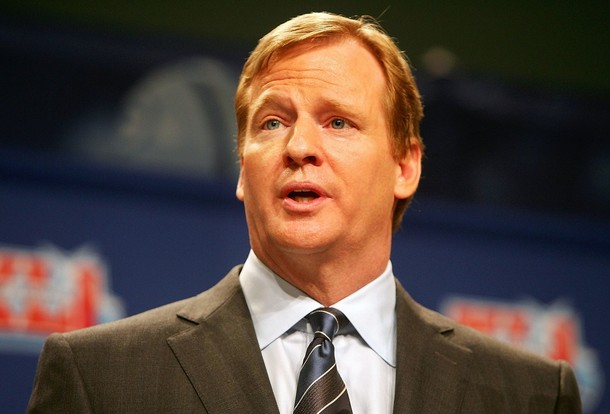 goodell personals Joe biden has harsh words for roger goodell and other men not doing enough about sexual assault the former vice president spoke at.