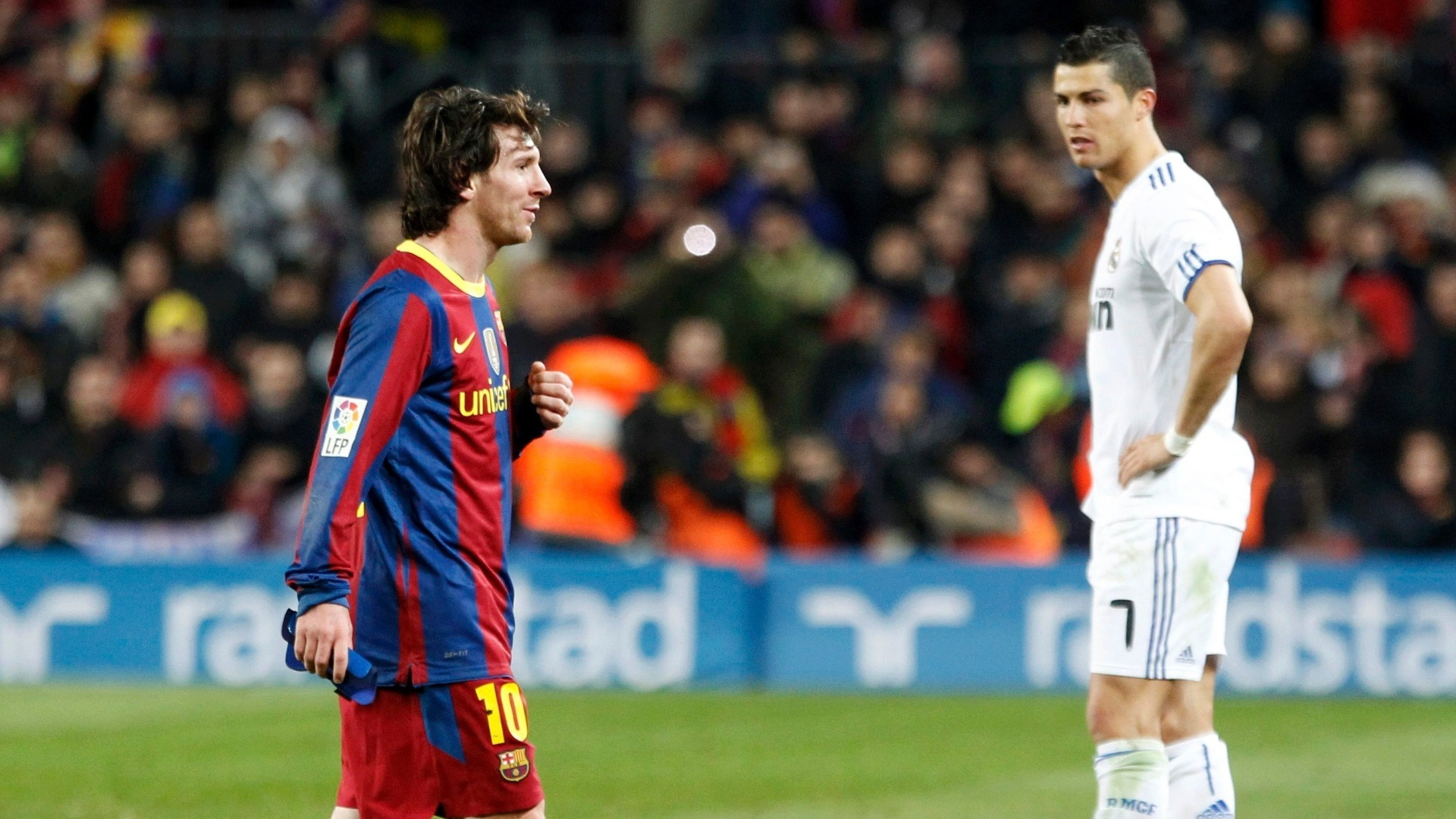 Messi Is Not Bothered About Rivalry With Ronaldo