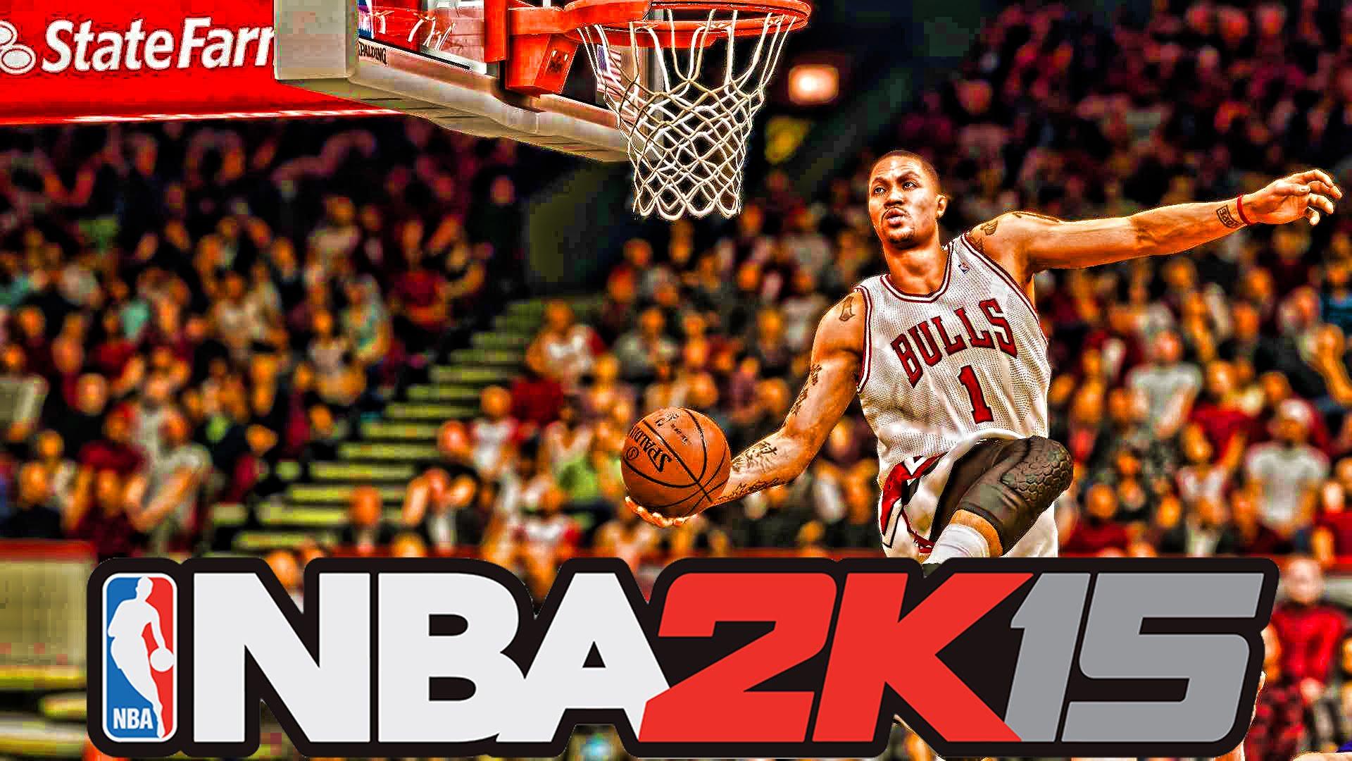 c4ba695d6e8  5 Derrick Rose. NBA 2K15  ...