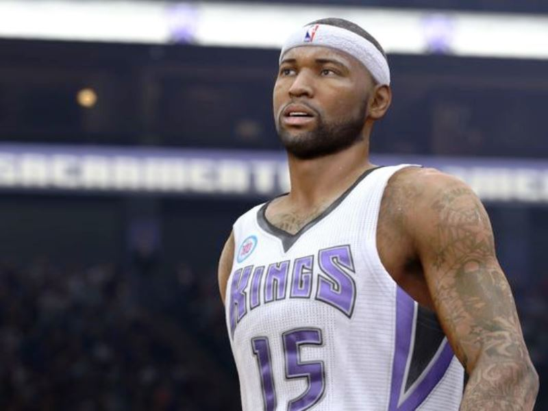 Page 2 - NBA Live 15: Top 5 Centers