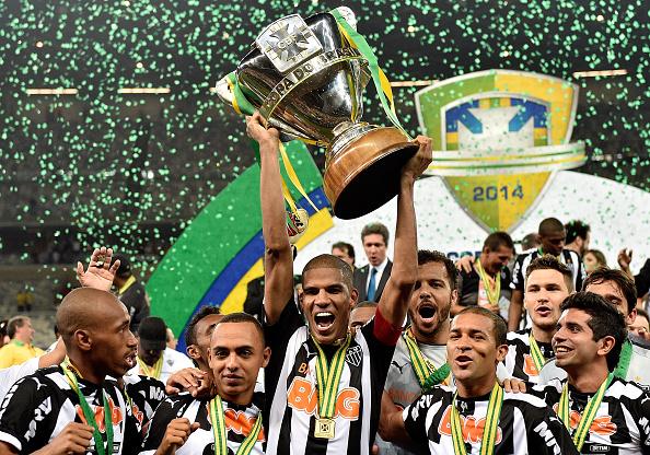 Atletico Mineiro Clinch Their First Copa Do Brasil Title