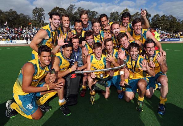 Australia Champions Trophy