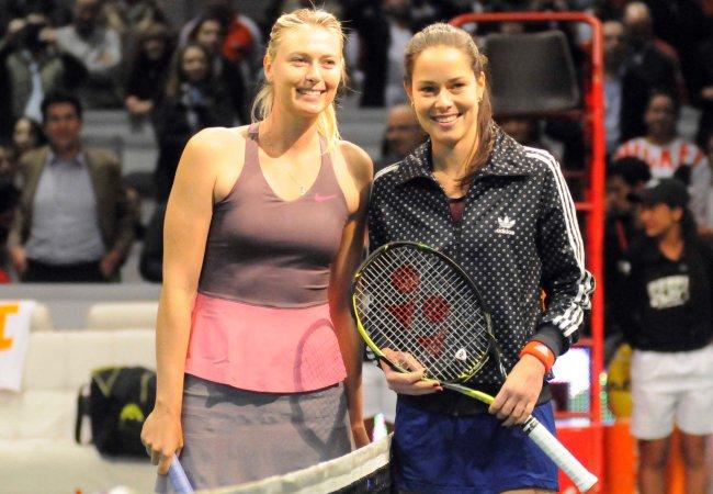 Maria Sharapova, Ana Ivanovic to compete at Brisbane ...