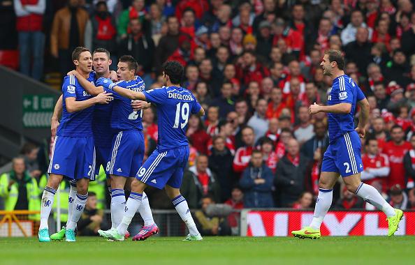 Chelsea Vs Liverpool 2014: Liverpool Vs Chelsea: Player Ratings