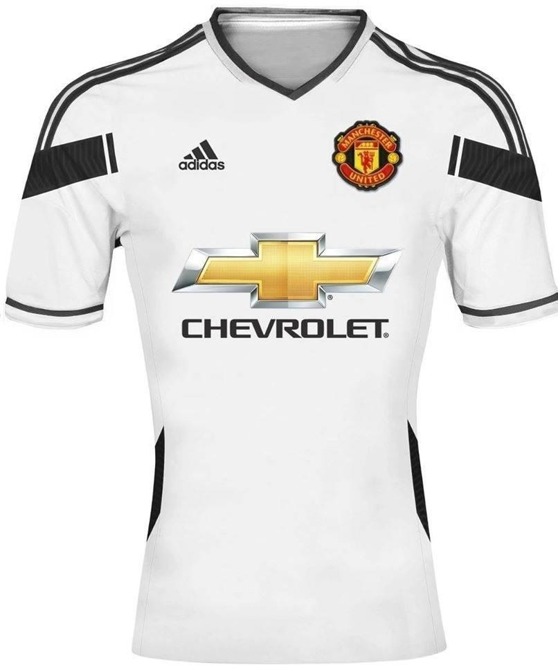 a41f940e1ab Reports  Manchester United s new Adidas away kit for 2015-16 season ...