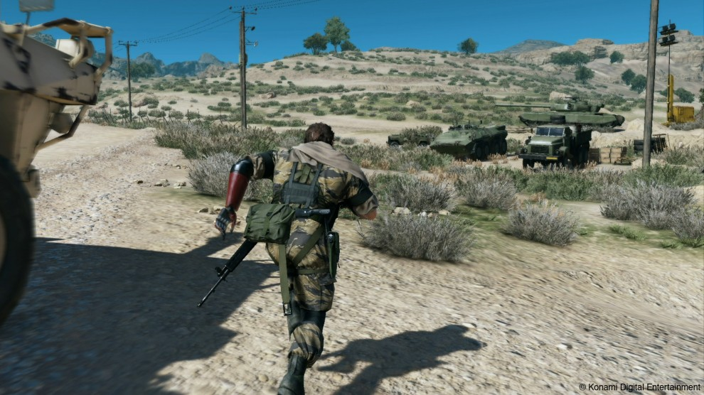 Metal Gear Solid VGround Zeroes System Requirements Listed For PC Version Of The Game