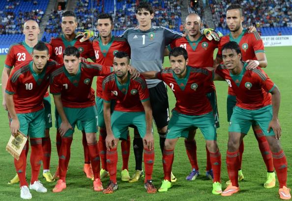 Marokko Mannschaft