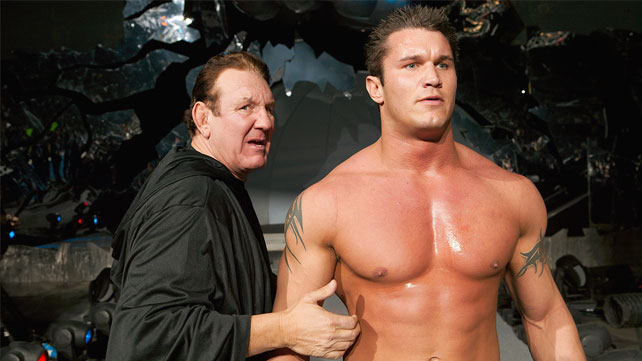 These WWE Superstars teamed up in the ring with their fathers to take on their rivals