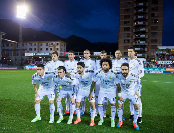 Real Madrid Spiel