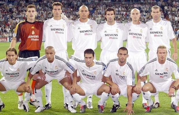 Реал мадрид сезон 2003 2004