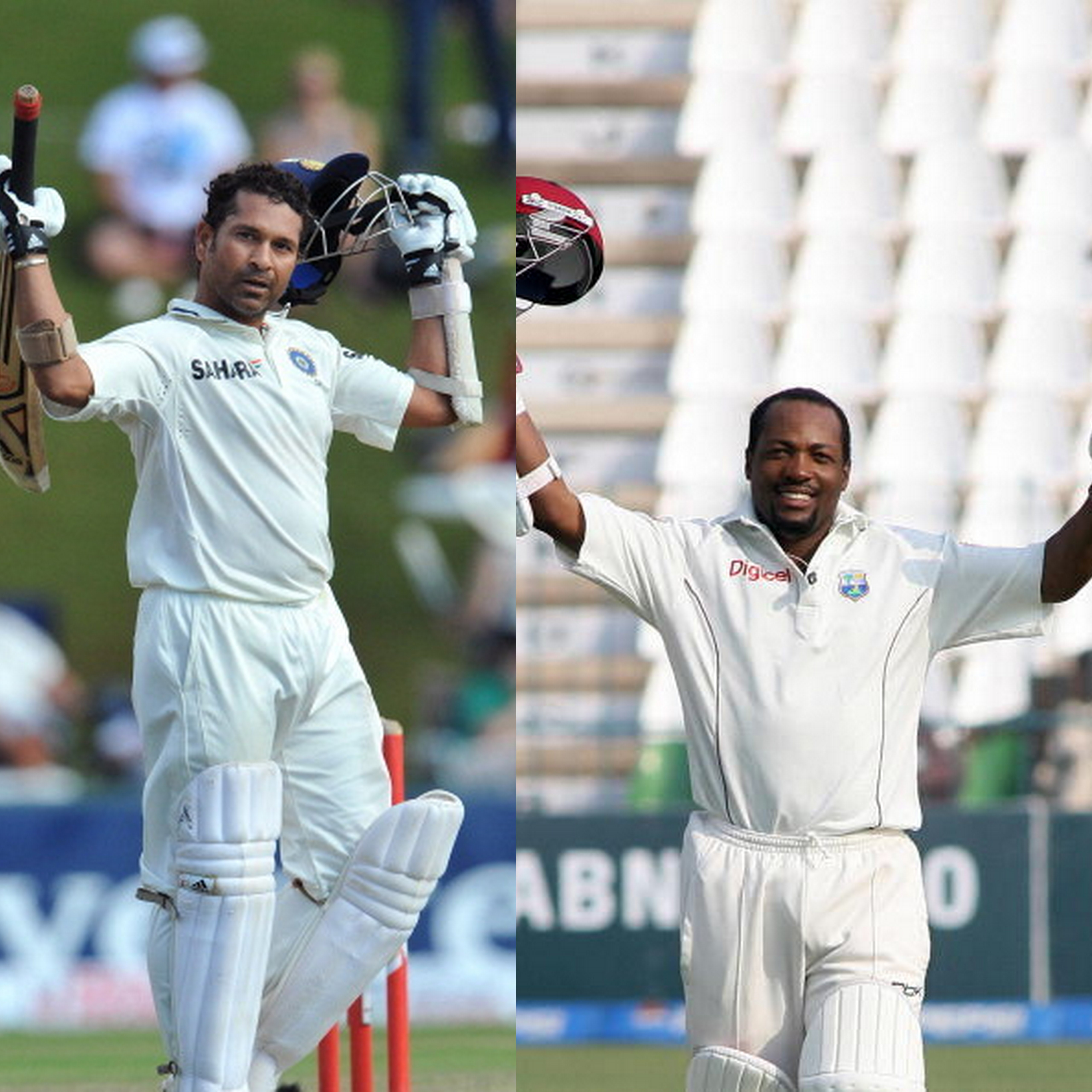 brian lara vs sachin tendulkar - what do the numbers say?
