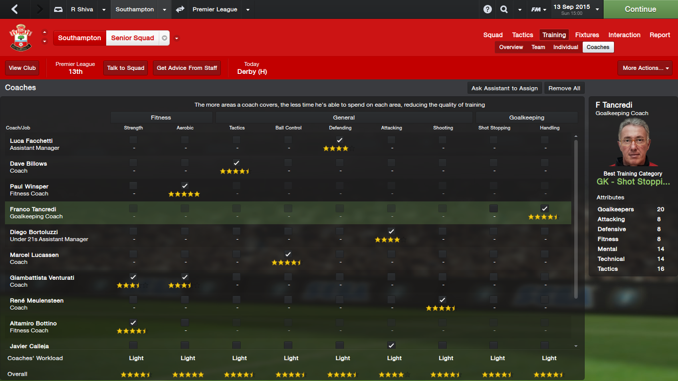 Tips To Find Best Coaches In Football Manager