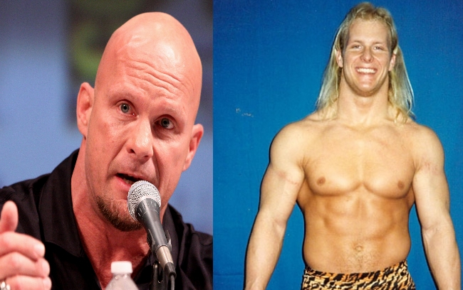 Must See Photos Of WWE Superstars Before They Were Famous - Famous wwe wrestlers looked completely different
