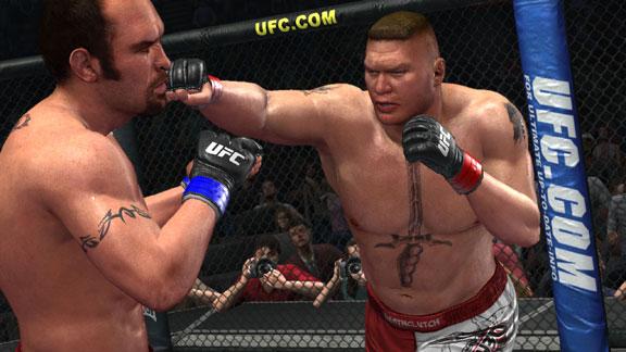 "Resultado de imagen de Brock lesnar UFC video game"""