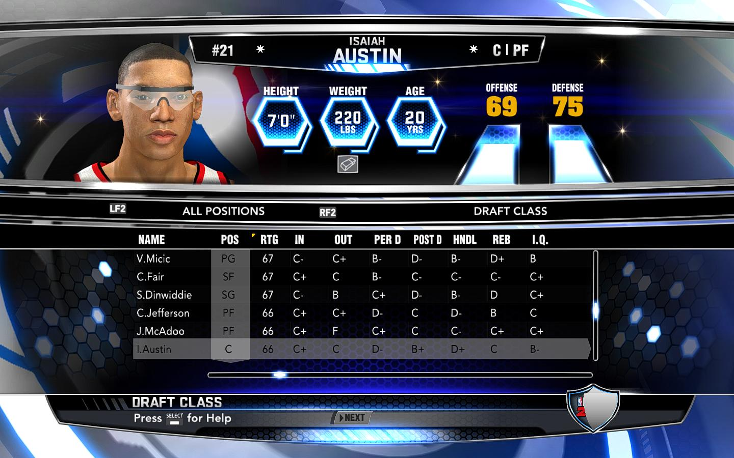 2K Games adds Isaiah Austin to NBA 2K15 roster