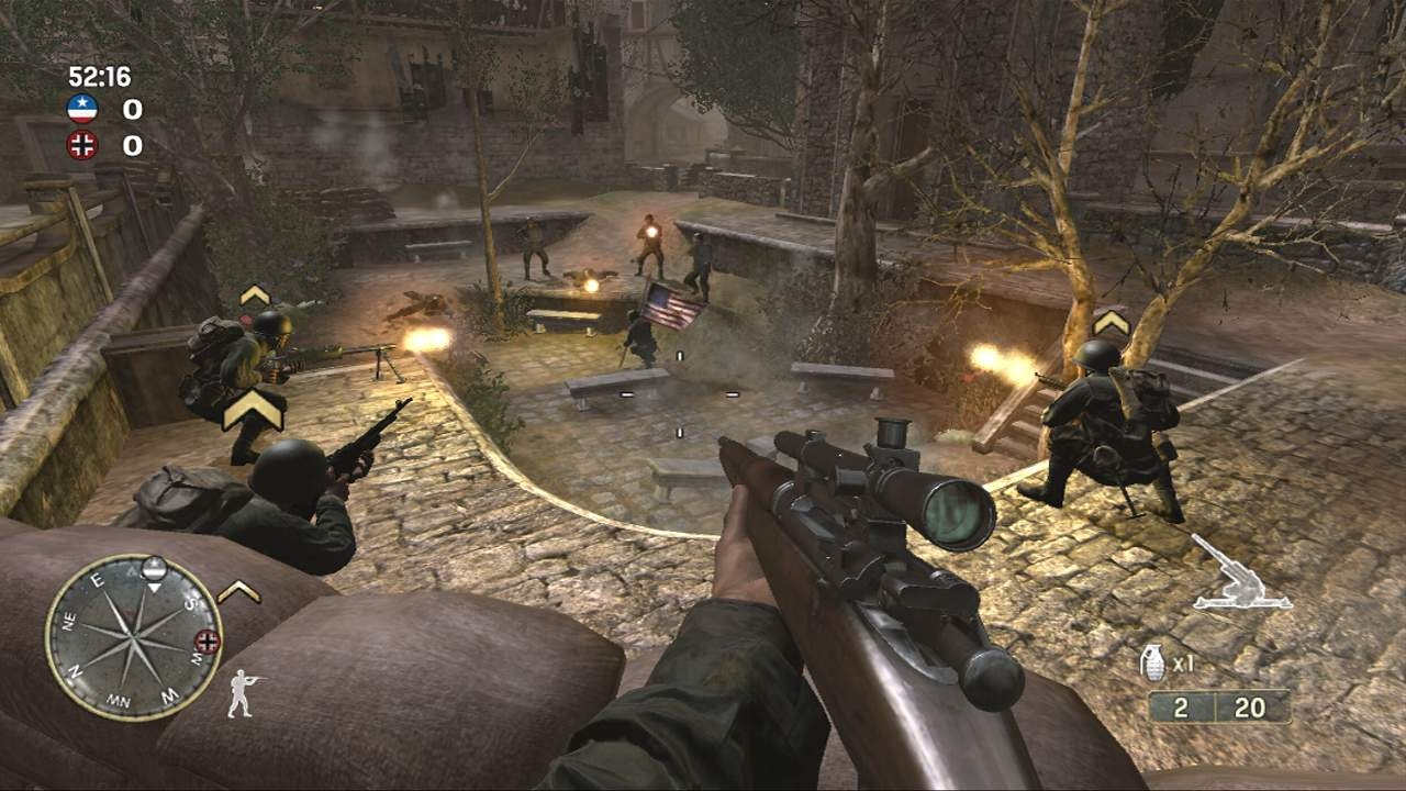 10 Best Call of Duty games