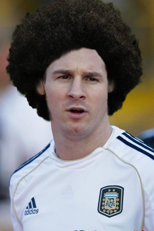 What Footballers Would Look Like If Their Hairstyles Were Changed