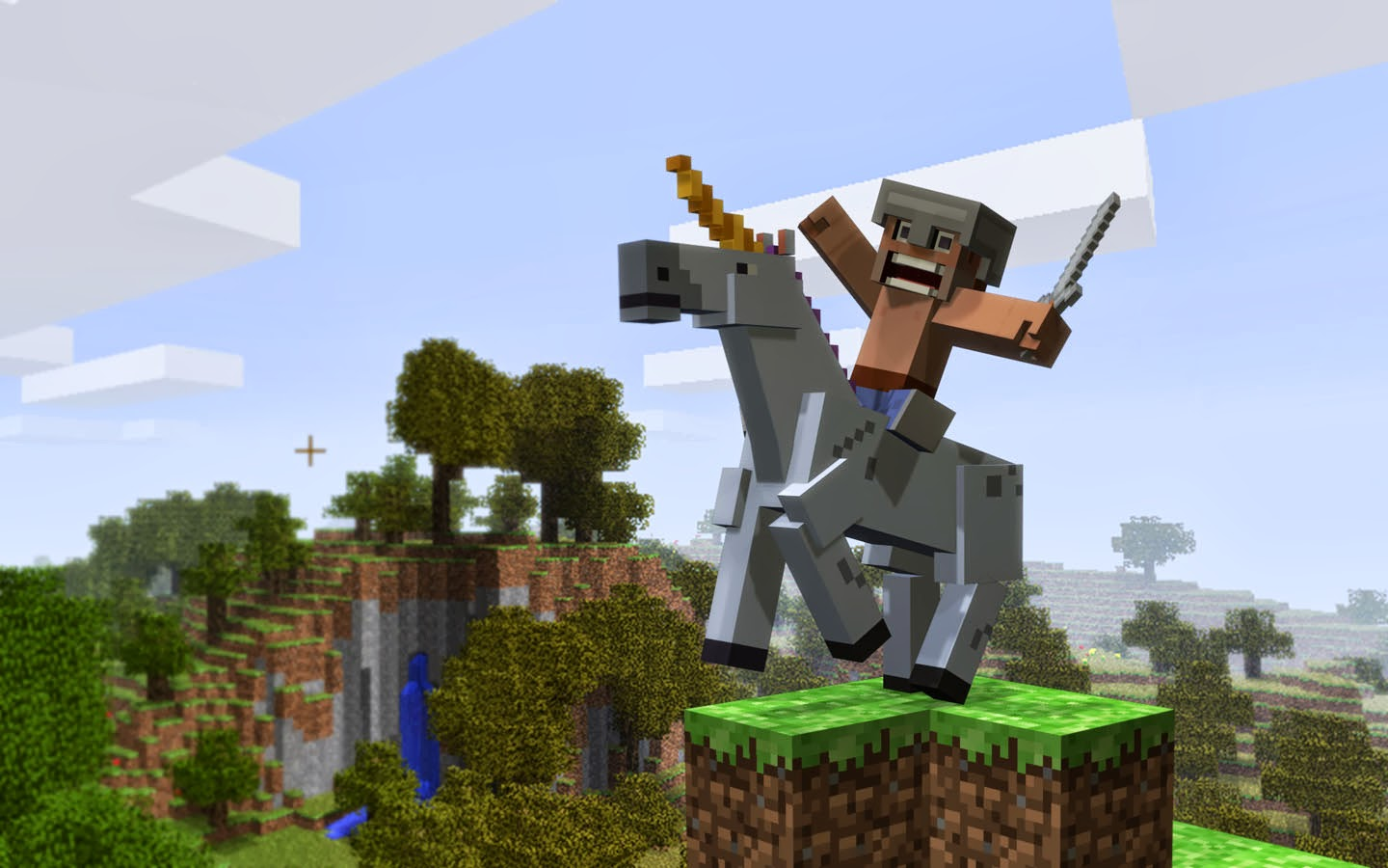 Minecraft Horse Update Available For Ps3 And Ps Vita