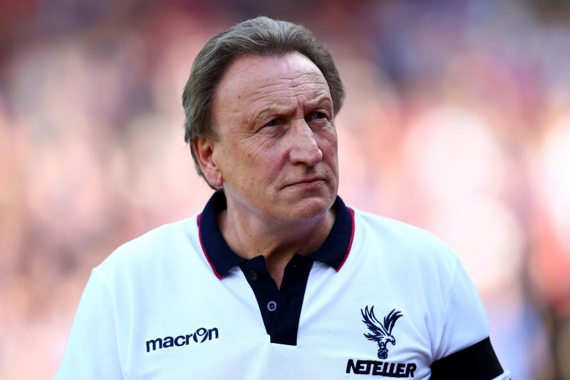 crystal palace sack manager neil warnock. Black Bedroom Furniture Sets. Home Design Ideas