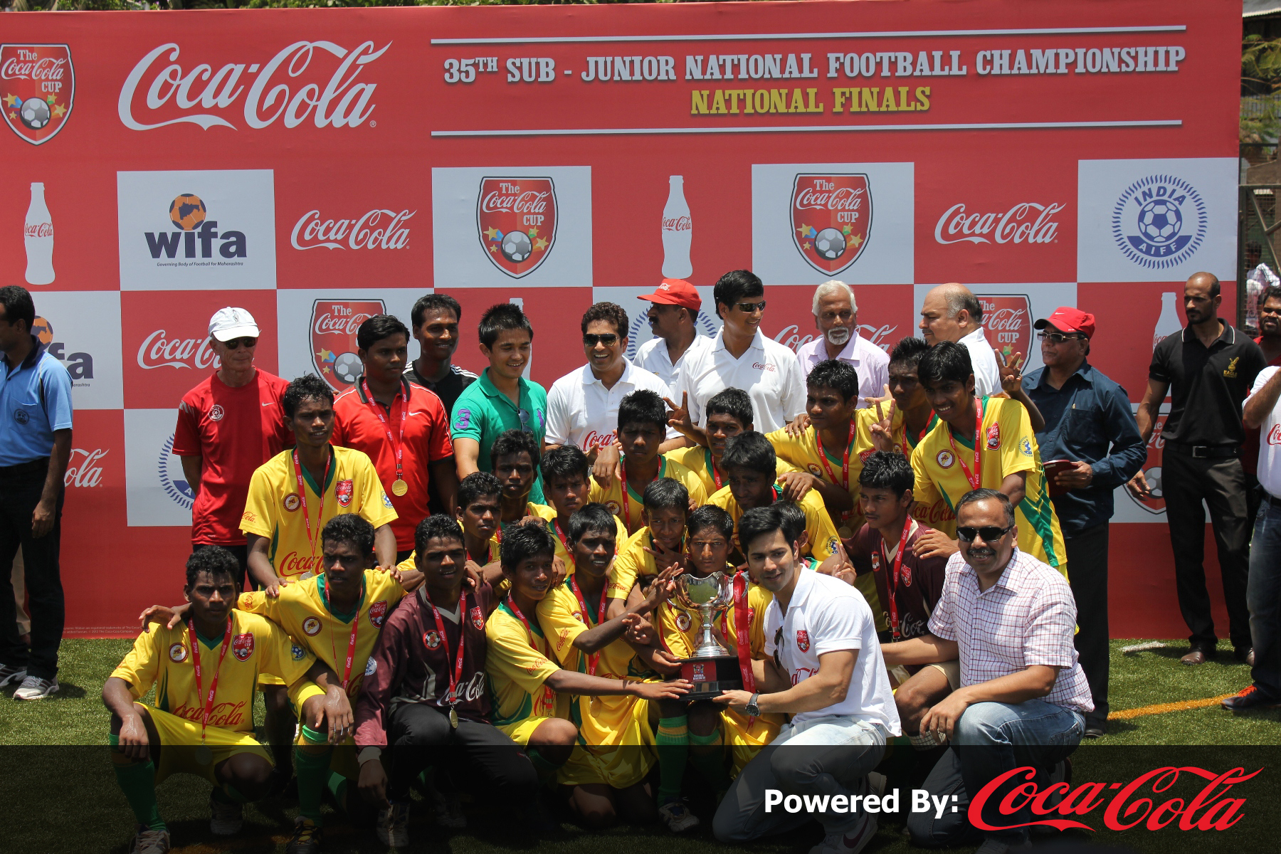 The history of u 15 football in india - Coca cola championship table ...