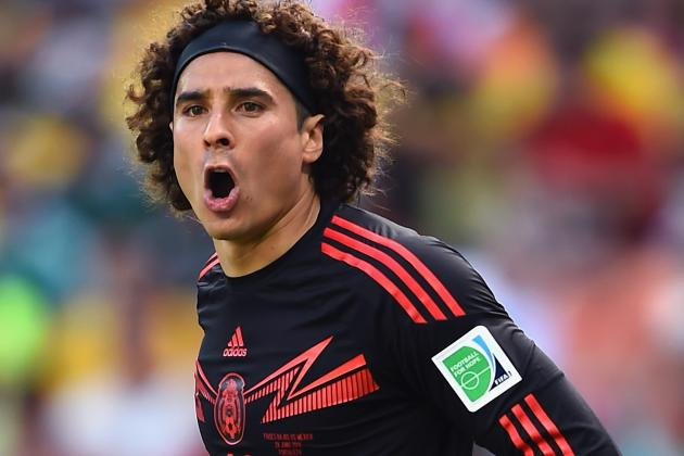 6e0e0e0c4 Liverpool legend Bruce Grobbelaar believes the club are interested in  signing Guillermo Ochoa