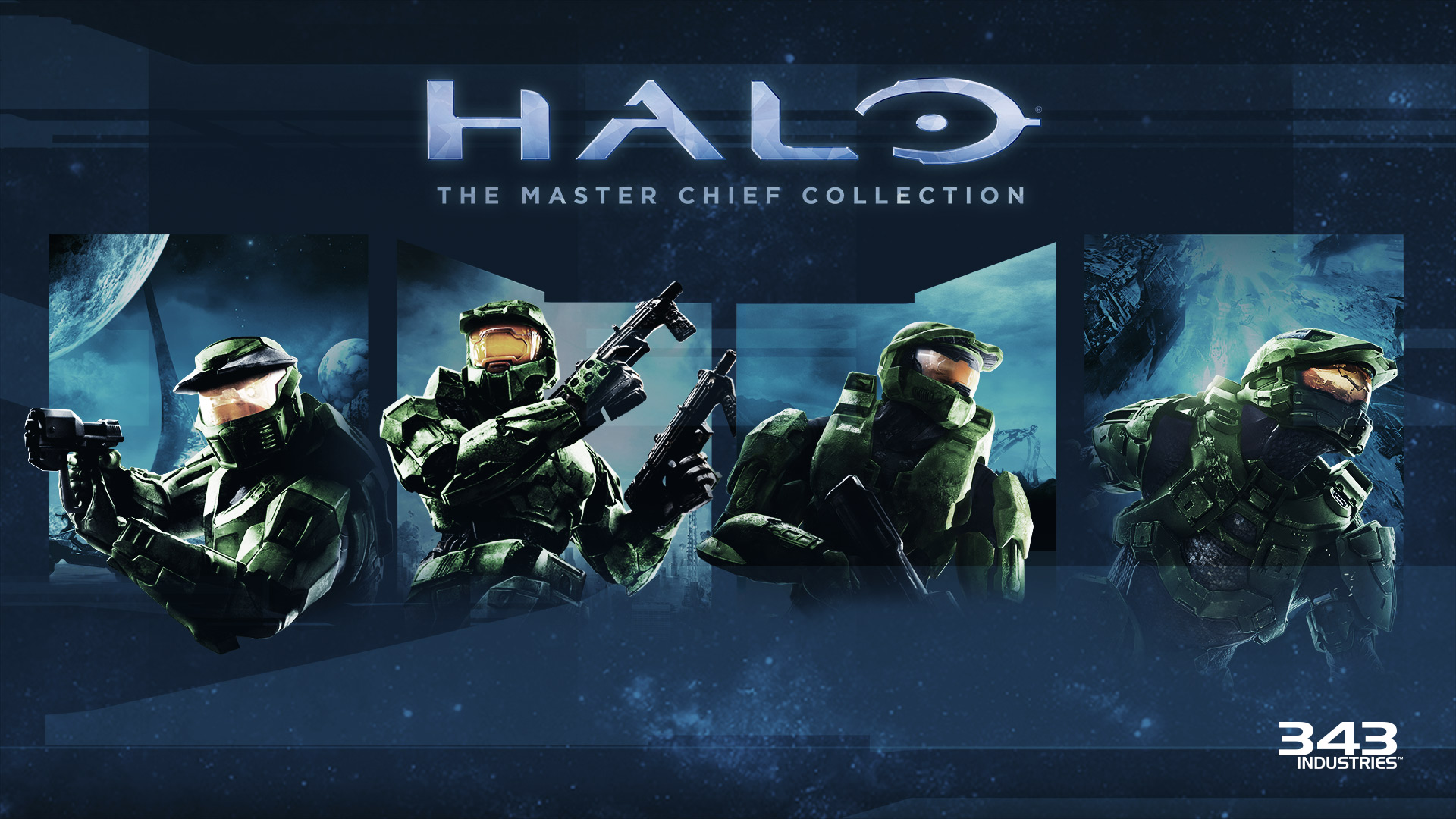 343 Industries Influence Halo Master Chief Collection Odst