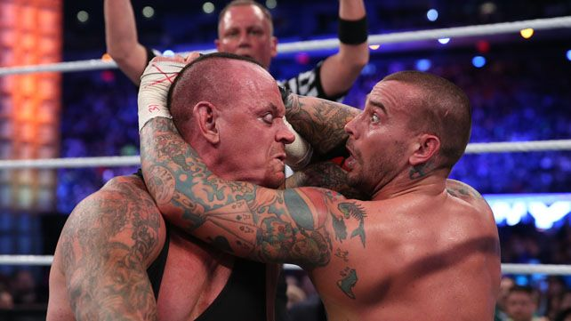 asian youth games_CM Punk reveals he would have returned, not caring about wrestling The Undertaker at ...